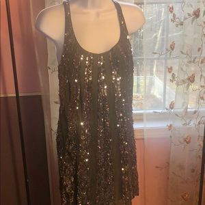 Juicy Couture Glitter Holiday Dress